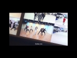 SO YOUR TELLING ME THIS WAS SUPPOSED TO BE IN THE MIC DROP CHOREO ! -