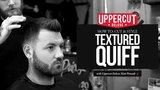 Haircut Tutorial How To Cut and Style a Textured Quiff UPPERCUT DELUXE Matt Pomade