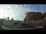 Автомобильная прогулка по Малой Охте