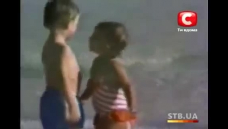 Влияние поцелуя маленькой женщины на маленького мужчину