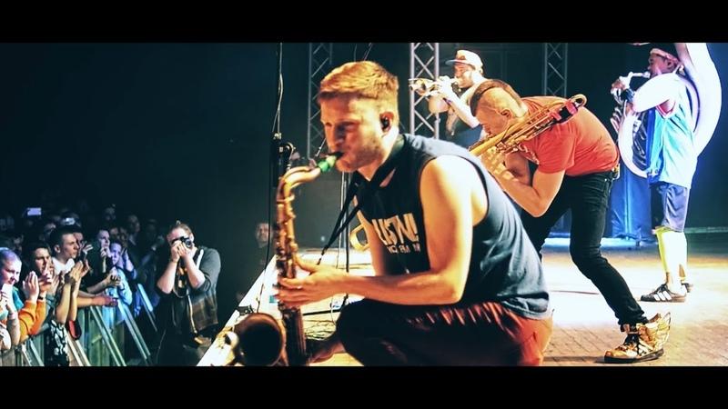Lucky Chops - Helter SkelterWalter Jam (LIVE in Warsaw, Poland)
