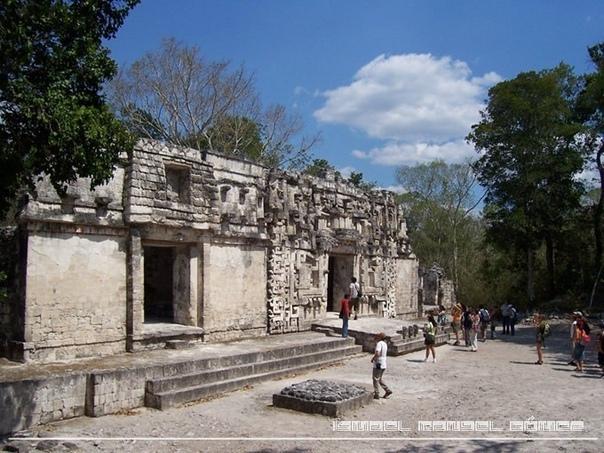 Древний Рио-Бек, Мексика