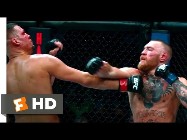 Conor McGregor Notorious (2017) - Conor McGregor vs. Nate Diaz Rematch Scene (1010) | Movieclips