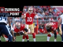 Jimmy Garoppolo Has the 49ers Looking Good on Game-Winning Drive (Week 15) - NFL Turning Point