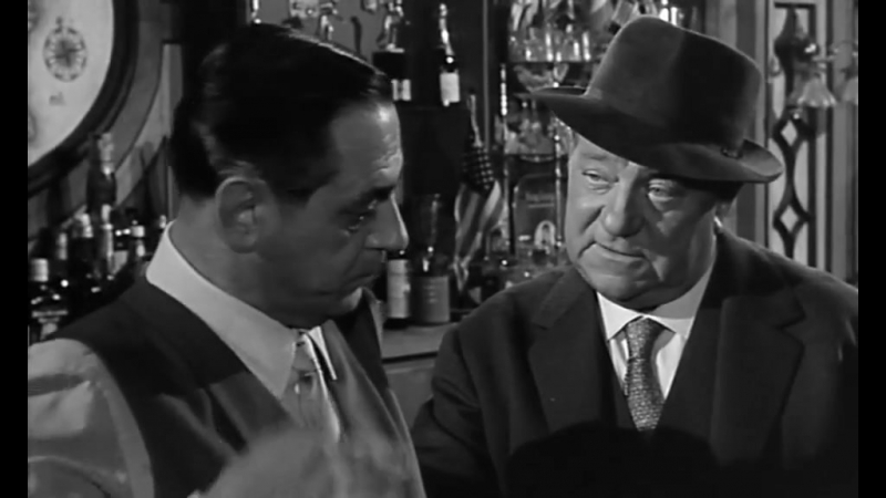 «Мегрэ и гангстеры» (1963) - драма, криминальный, реж. Жиль Гранжье