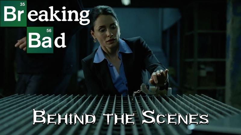 Behind the Scenes Bloopers - Breaking Bad: S5 (Part 2)