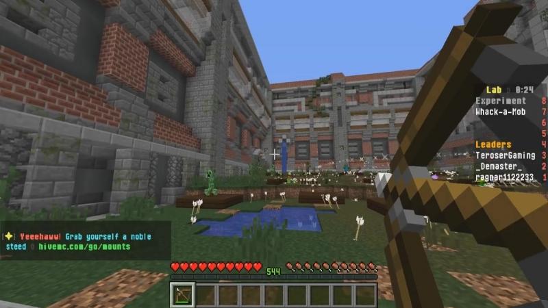 [Demaster] МЫ С ТЕРОСЕРОМ ПОПАЛИ В ЛАБОРАТОРИЮ И НАД НАМИ ПРОВОДЯТ ЖЕСТКИЕ ЭКСПЕРЕМЕНТЫ! Minecraft
