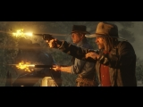 Red Dead Redemption 2 — Русский геймплейный трейлер игры #2