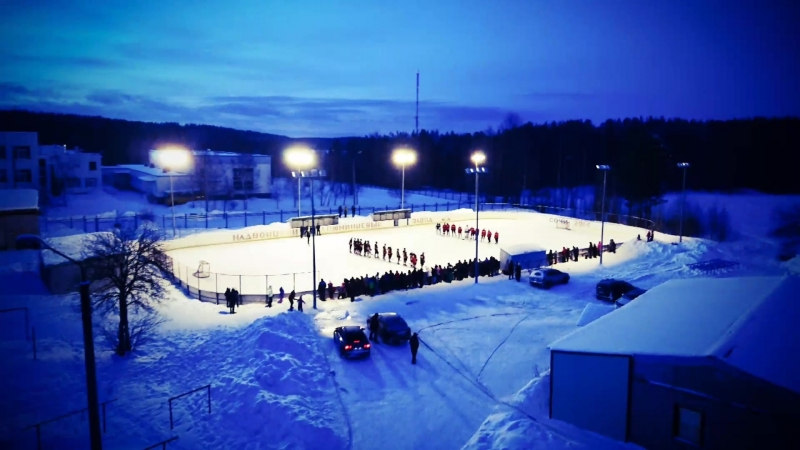 Хокейный турнир Надвоицы