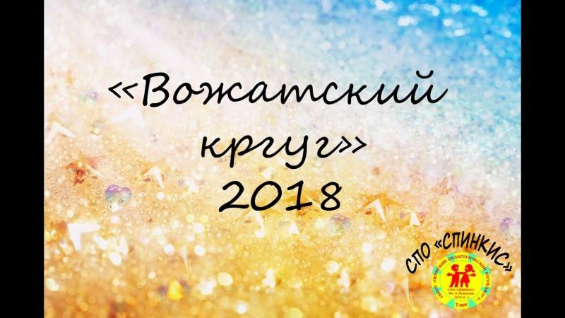 Вожатский круг 2018!
