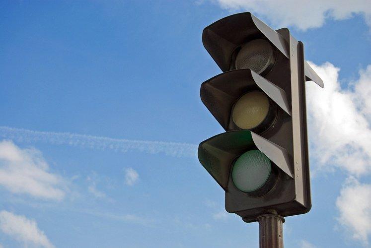 Важно! Светофор на перекрестке Красногвардейская-Радужная-Городская отключат