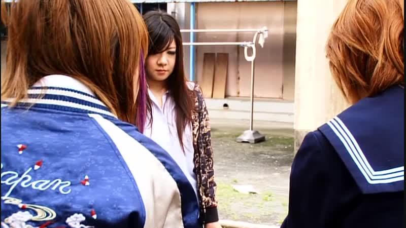 худ фильм про гопниц старшеклассниц бдсм bdsm доминирование бондаж rape изнасилование Joshi kosei boryoku kyoshitsu 2012