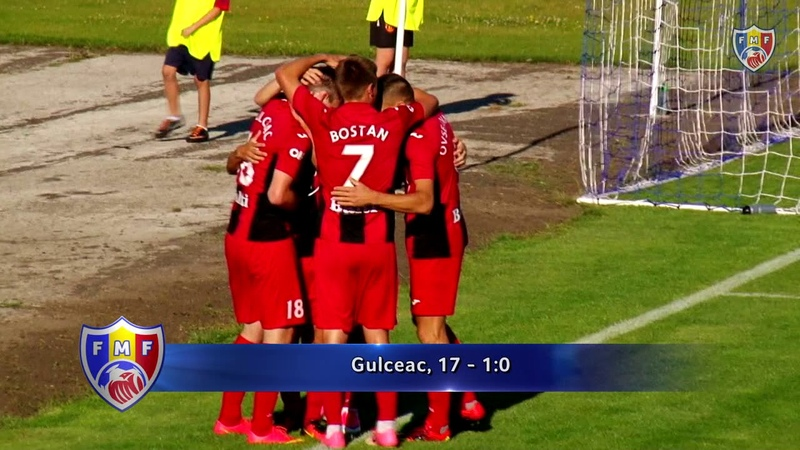 Zaria 1-1 SGS Divizia Nationala, 24.06.2018