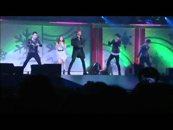 Park Jung Min perform Kara Kara live.flv