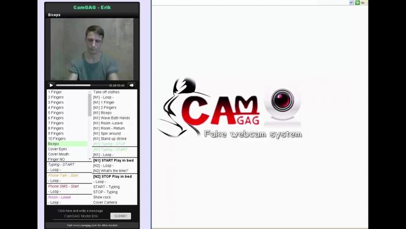 CamGAG no35 - Male VCW