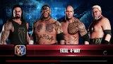 WWE 2K18 Umaga VS The Rock,Roman Reigns,Rikishi Requested Fatal 4-Way Elimination Match