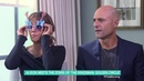 Halle Berry and Mark Strong Play 'Spies in Disguise' This Morning