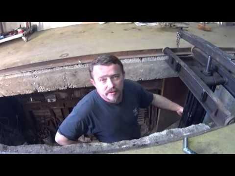 12 Самодельный подъёмник для гаража Передвижная станина для подъёмника своими руками