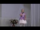 Песня Лесной олень - исп. Дарья Тарасян Театр песни и Вокально-эстрадная школа-студия ЭксклюзивЕКБ