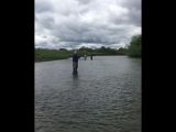 fly-fishing casting