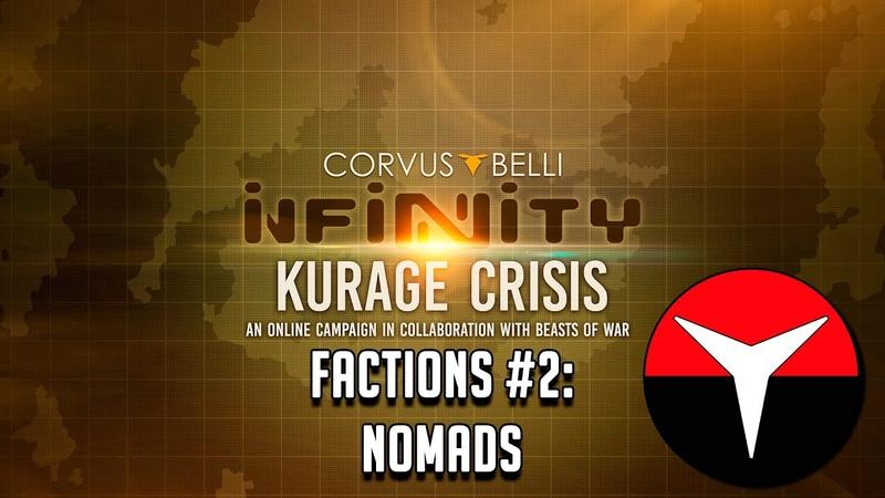 Kurage Crisis Factions 3: Nomads