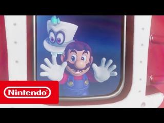 Super Mario Odyssey (рекламный ролик)
