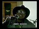 Jimmy Rogers - Chicago Blues Festival (1994) Part 1