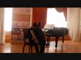Баранов Александр  Концерт для аккордеона и фортепиано
