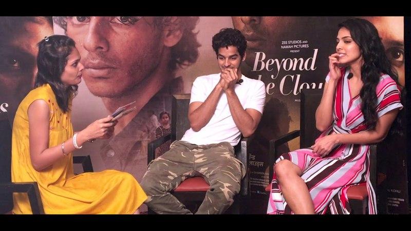 Ishaan Khatter | Malavika Mohanan | Rapid Fire | Salman Khan | Hrithik Roshan | Deepika Padukone