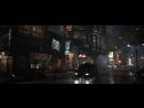 Cyberpunk Street Scene Identified Patient