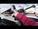 Крепления Mercedes Benz для транспортировки на крыше