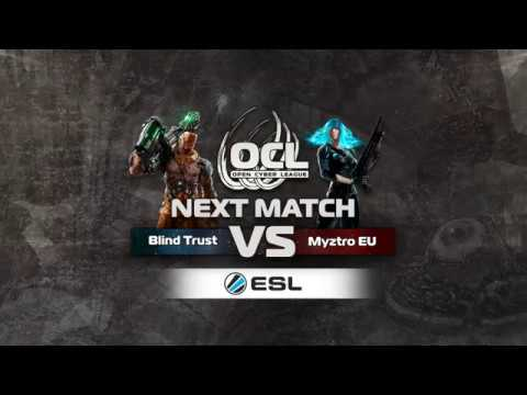 Blind Trust (toxjq, clawz) vs Myztro EU (Raisy, Spartie). Go4QC Finals. Quake Champions