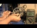 Проверка диодного моста и его замена на генераторе 115 А, КЗАТЭ