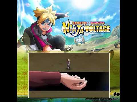 Gaara gameplay video