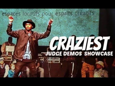 Craziest Judge Demos Showcases | Hip Hop, Popping , Bboy