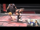 Koju Takeda Fuminori Abe vs Hiroaki Taniguchi Hajime 666 vol 81