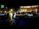Полиция Еревана разгоняет празднующих победу Пашиняна в центре Еревана