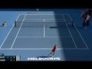 Теннис. Женщины. Australian Open 2018. Хард Халеп Симона Кербер Анжелика 21 63, 46, 97