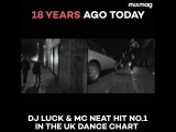 18 years ago Little Bit Of Luck №1 in the UK Chart