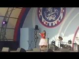 На сцене наша ученица Наталья Попова. Школа вокала Сергея Пенкина на концерте к Дню города.