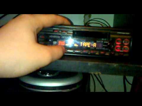 Filmik Kenwooda KRC-379r nagrany z nudów.....