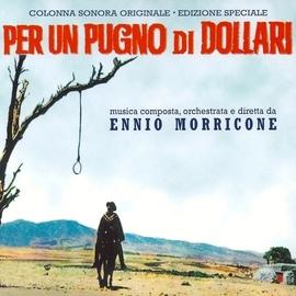 Ennio Morricone альбом Per un pugno di dollari