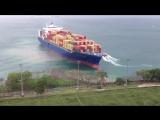 Container ship Hong Kong