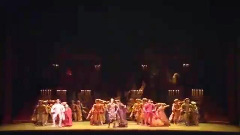Танец рыцарей