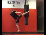 Ratibor Volkov Hl тренировки (скакалка,мешки,акробатика)