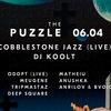 06.04 — Cobblestone Jazz @ Gazgolder club