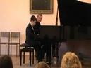Хузин Альберт совместное музицирование с членом жюри