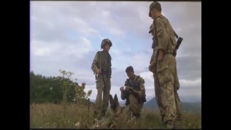Армейцы-На блокпостах.