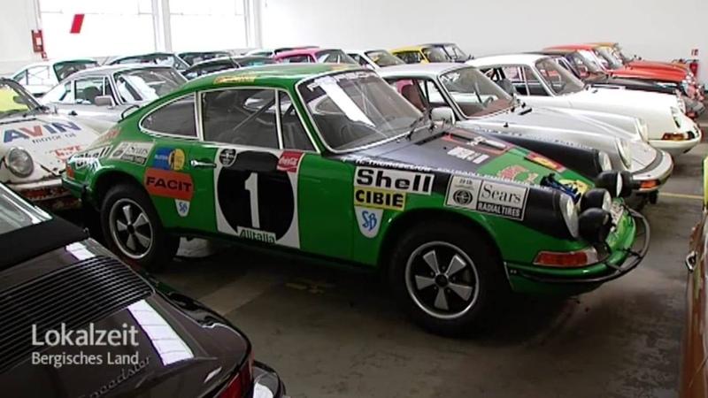 Porsche restaurator aus Wuppertal | Реставратор Porsche из Wuppertal