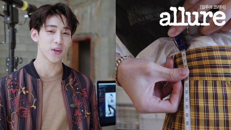 [Фотосессии] 180528 Бэм Бэм для нового выпуска корейского журнала «Allure»